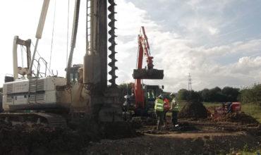 Groundworks & enabling works